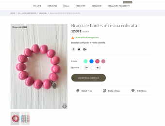Screenshot-2018-2-22 Bracciale boules in resina colorata